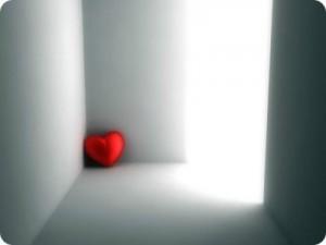 scappare per non soffrire per amore